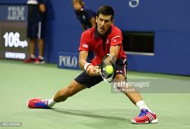 Djokovic wide bh slide