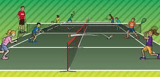 fun tennis